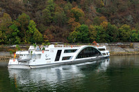 German Cruise Line River Boat