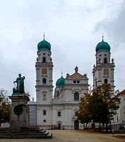 St Stephan's Baroque Style Cathedral